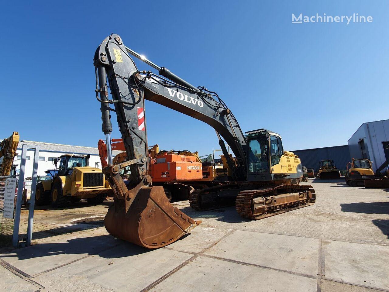 VOLVO EC360CL tracked excavator