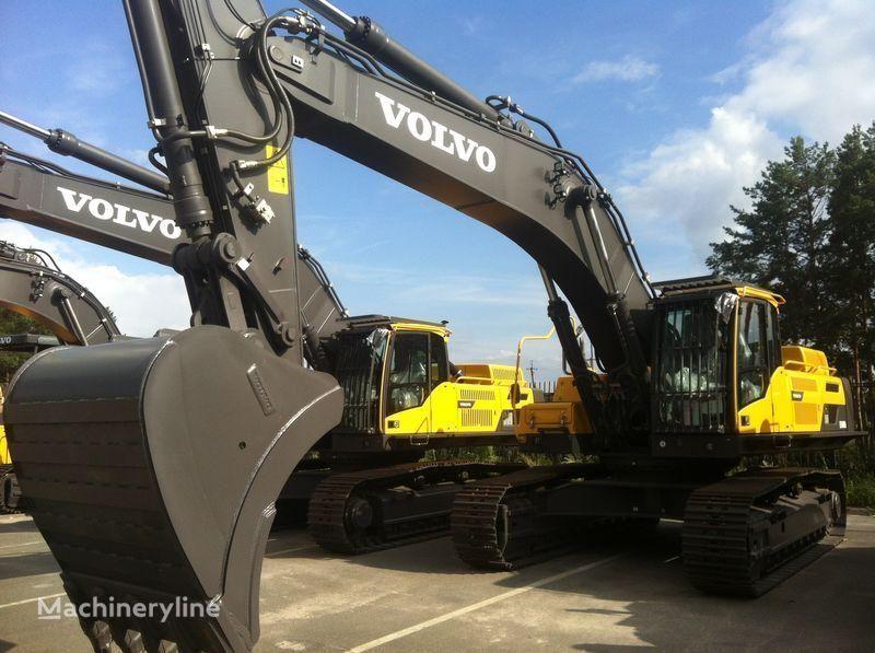 new VOLVO EC480D tracked excavator