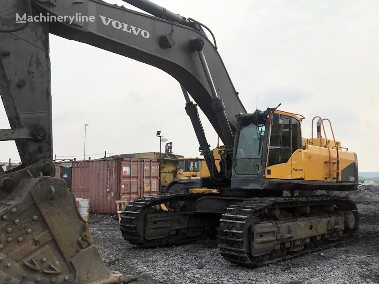 VOLVO EC700C tracked excavator