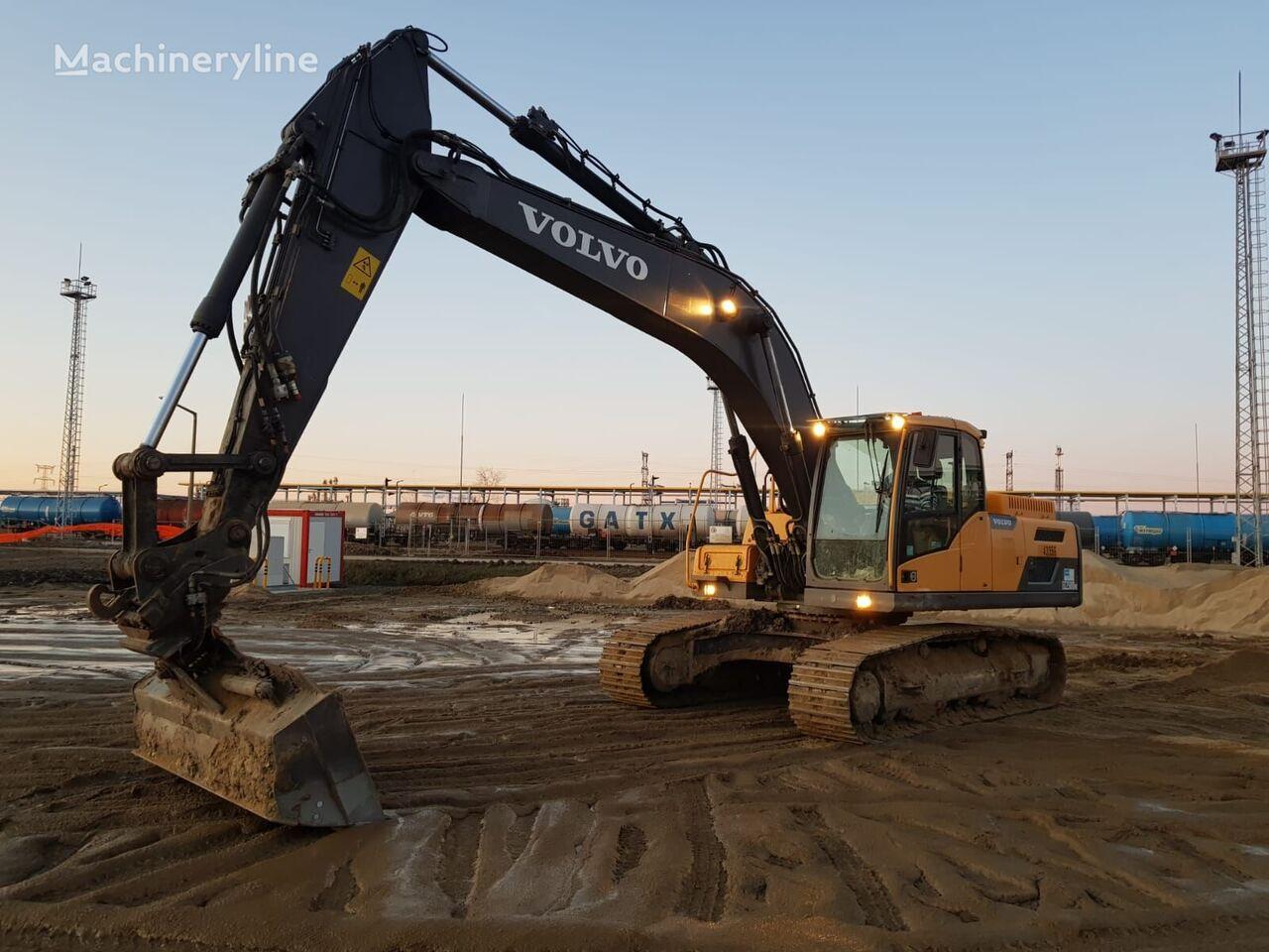 VOLVO ec 250 DLN tracked excavator