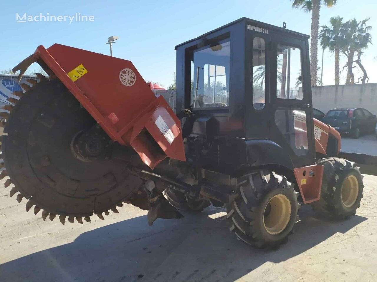 DITCH-WITCH RT55 trencher