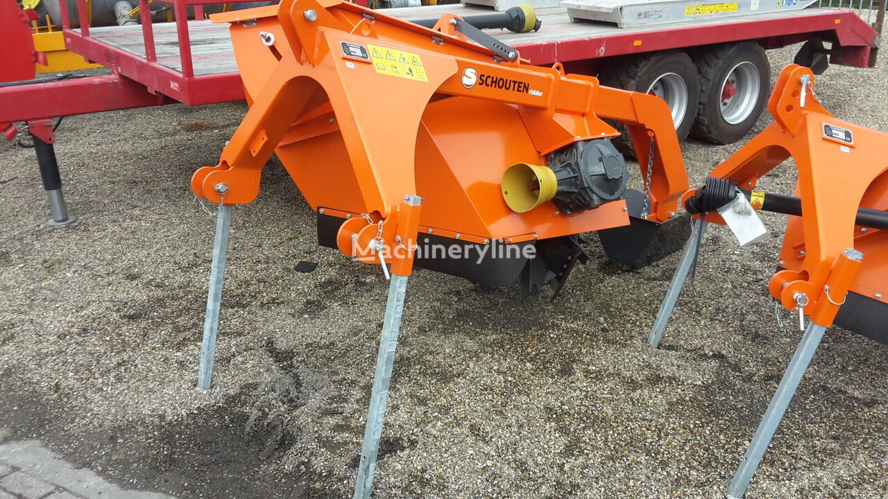 new TK 650 trencher