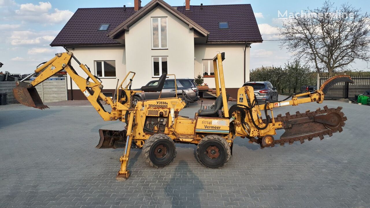 VERMEER  V3550A trencher
