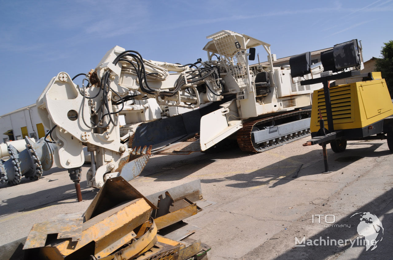 SCHAEFF ITC312 tunnel excavator