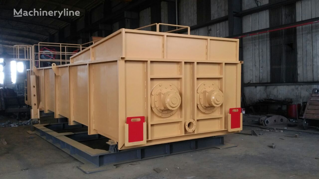 new GALEN STONE WASHING ATTACHMENT vibrating screen