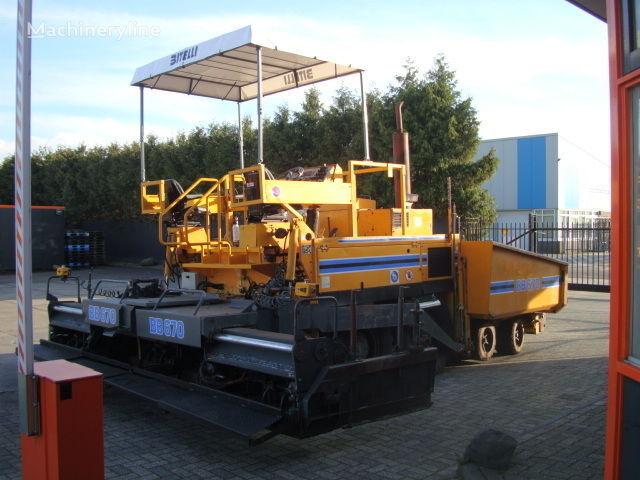 BITELLI BB670 wheel asphalt paver