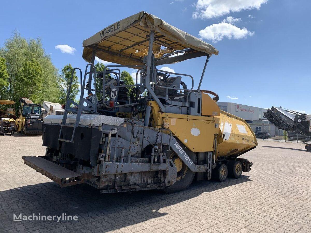 VÖGELE Super 1603-1 wheel asphalt paver