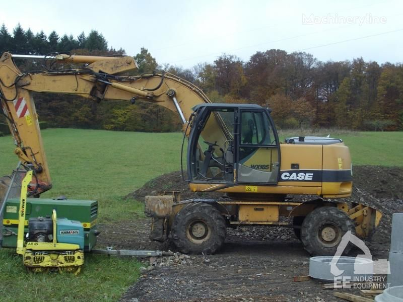 CASE WX 185 wheel excavator