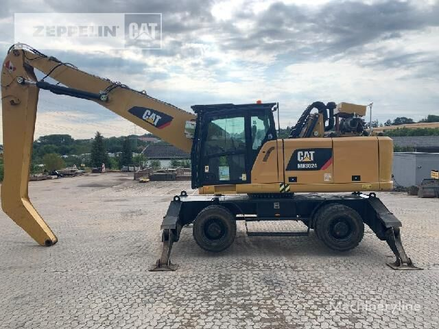 CATERPILLAR MH3024 wheel excavator