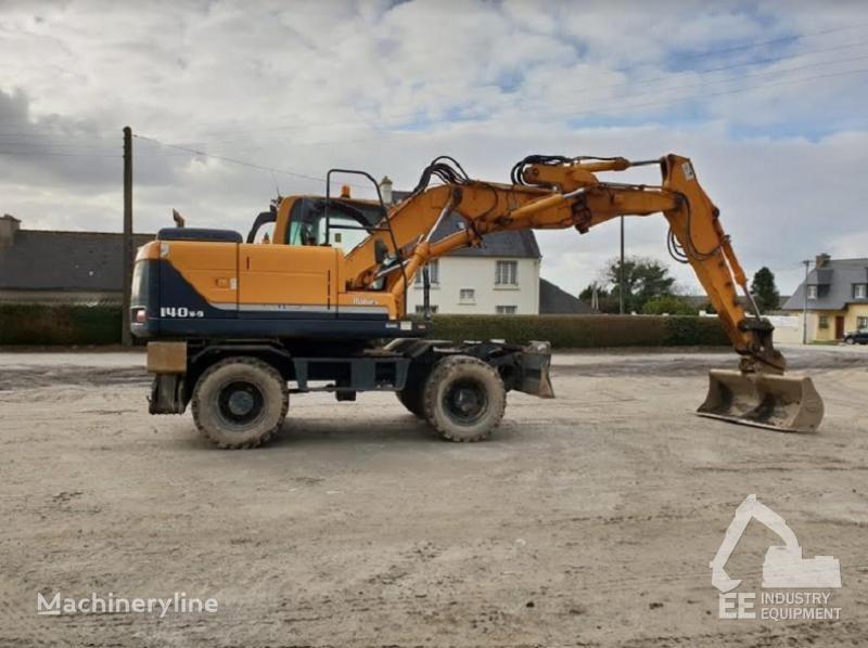 HYUNDAI R 140 W-9 wheel excavator