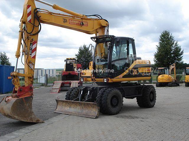 JCB JS 130 W wheel excavator