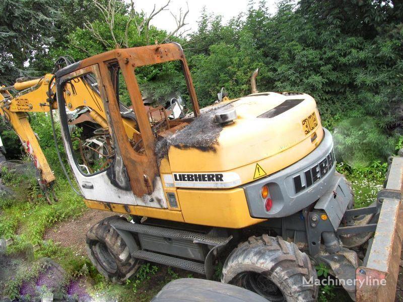 LIEBHERR LITRONIC 309 *2006*  wheel excavator