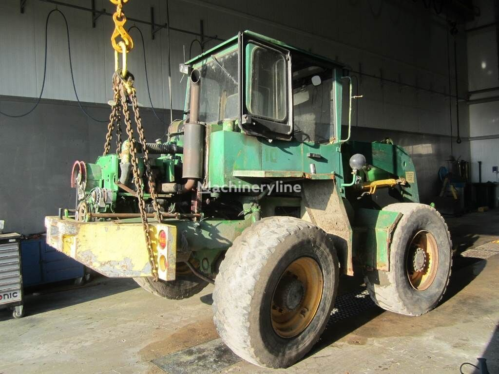 AHLMANN AZ10 wheel loader