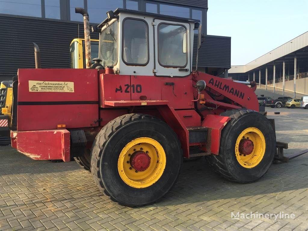 AHLMANN AZ10 wheel loader