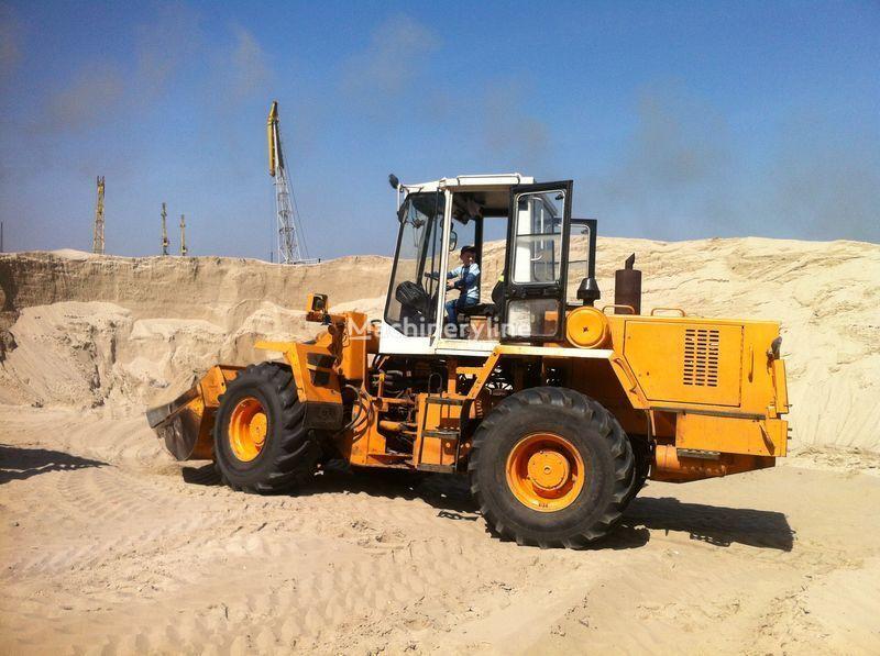 AMKODOR 333A wheel loader
