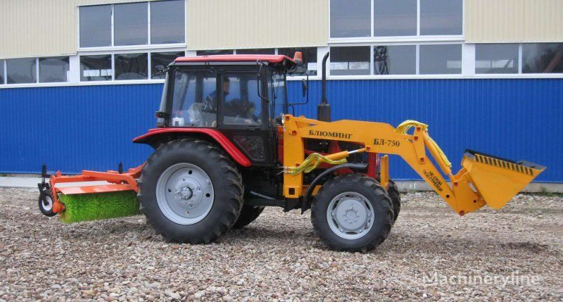 BLUMING BL-750Shch  wheel loader