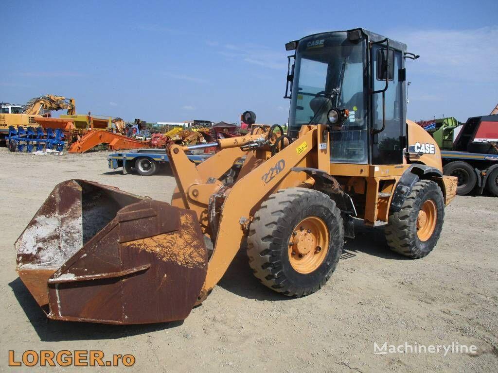 CASE 221 D wheel loader