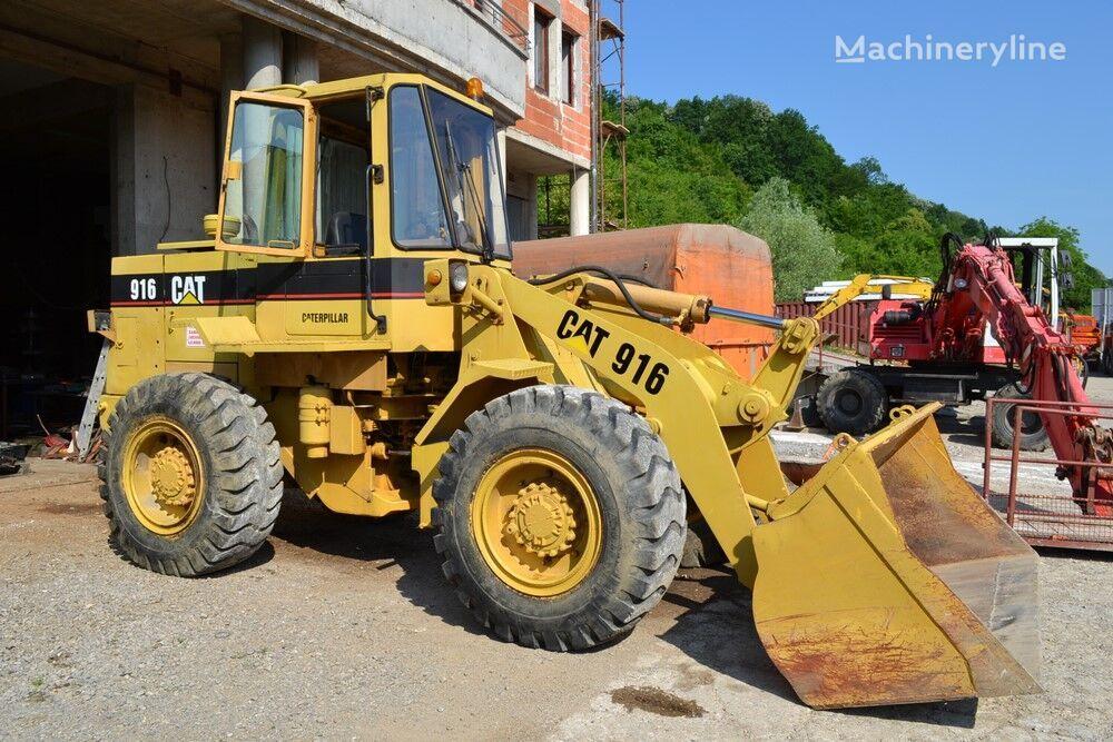 CATERPILLAR 916 wheel loader