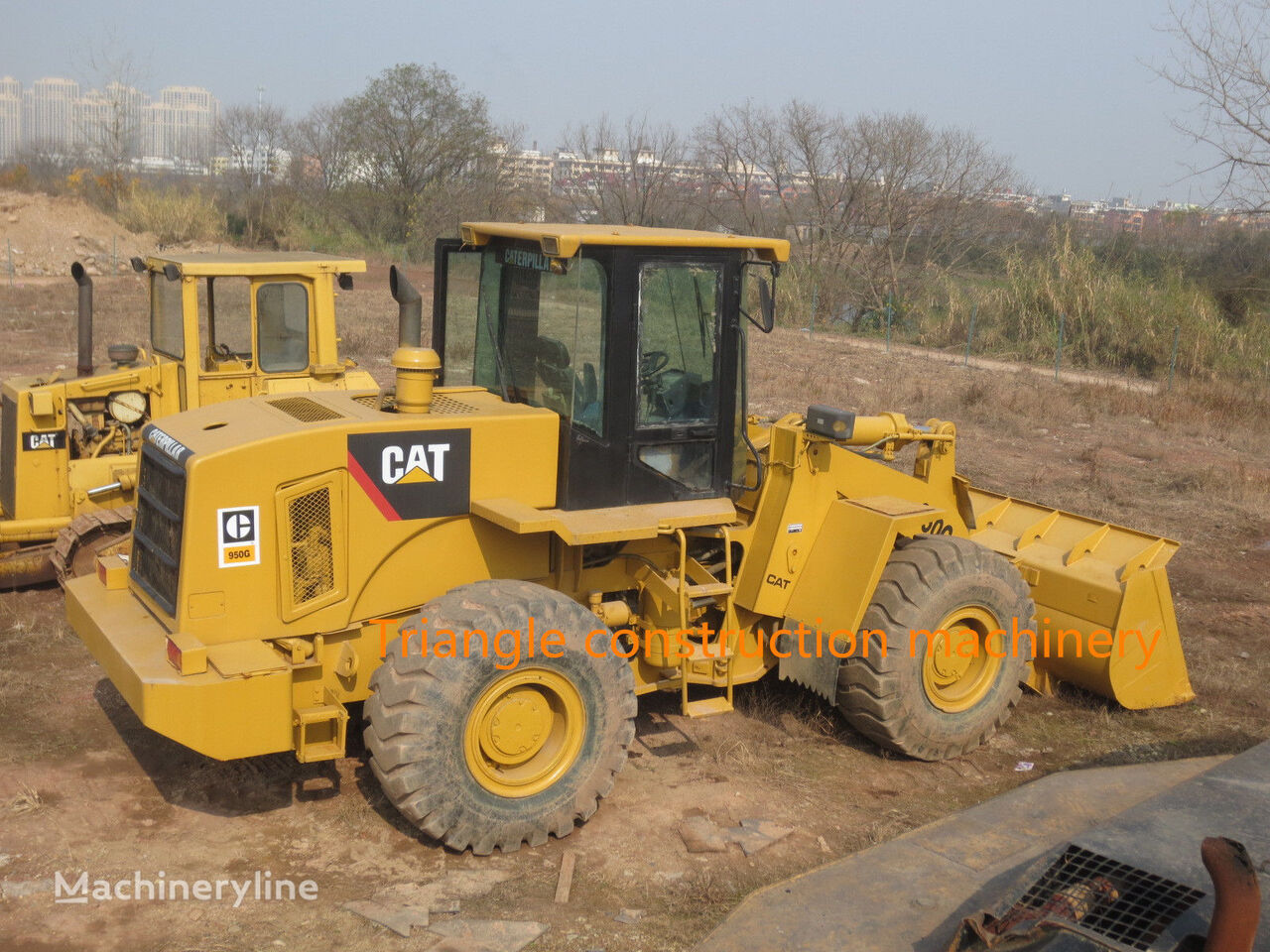 CATERPILLAR 950G wheel loader