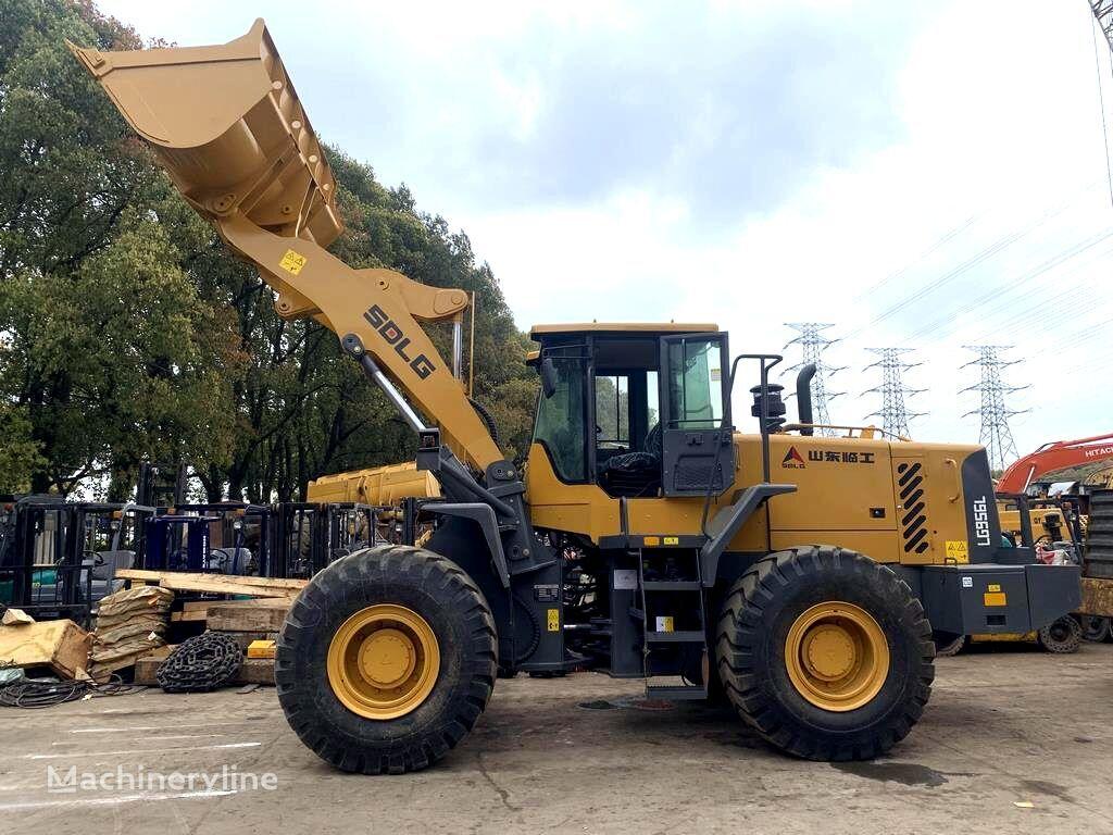 CATERPILLAR 956L wheel loader