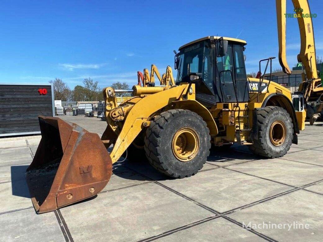 CATERPILLAR 962H wheel loader