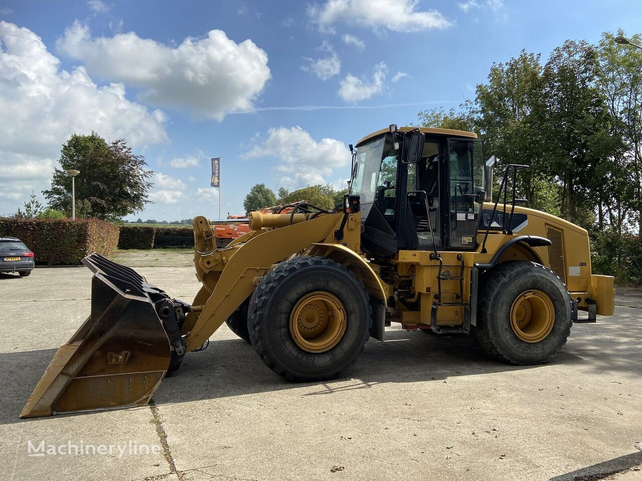 CATERPILLAR 962H wheel loader