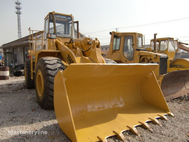 CATERPILLAR 966F wheel loader