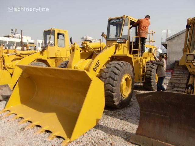 CATERPILLAR 966F 966F-II wheel loader