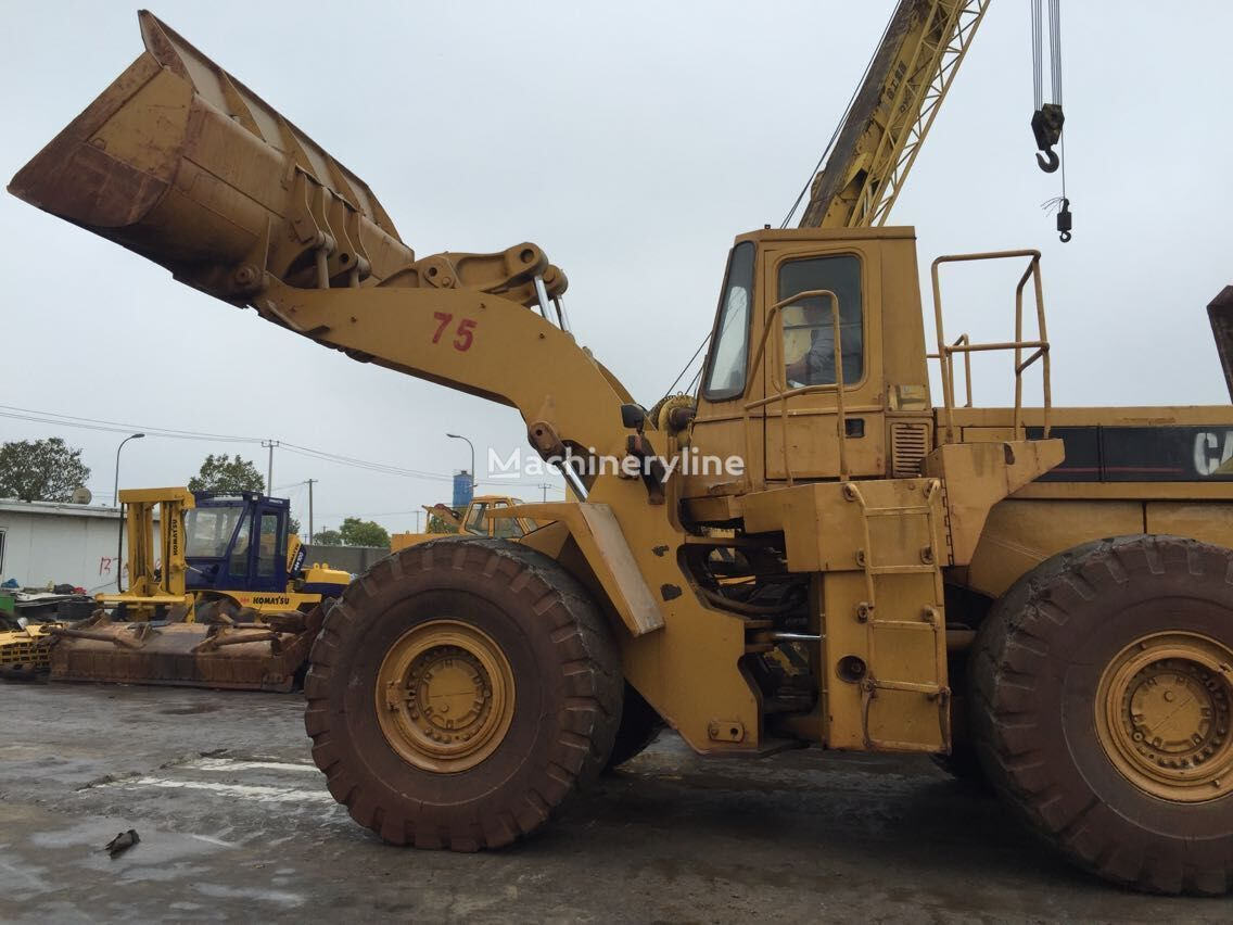 CATERPILLAR 980F wheel loader
