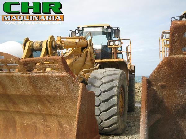 CATERPILLAR 988G wheel loader