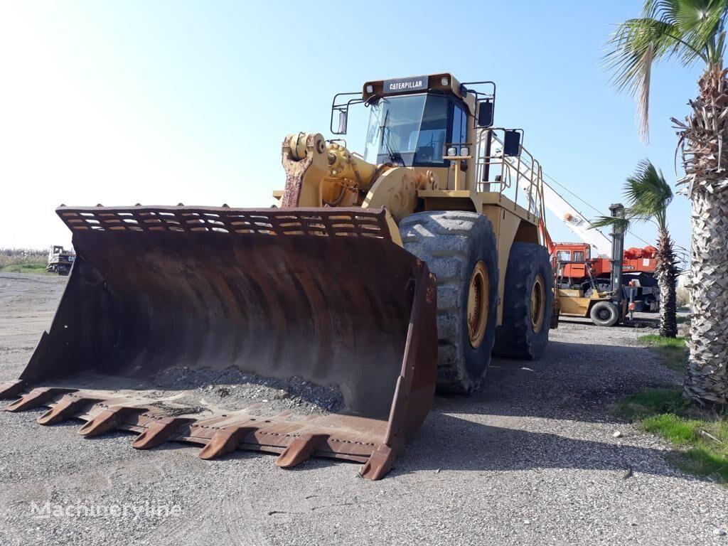 CATERPILLAR 990 wheel loader
