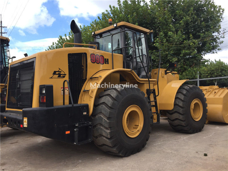 CATERPILLAR 990H wheel loader