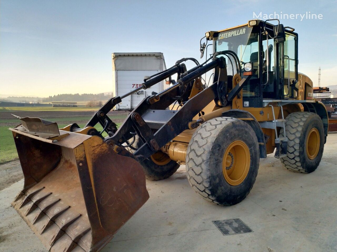 CATERPILLAR IT28G wheel loader