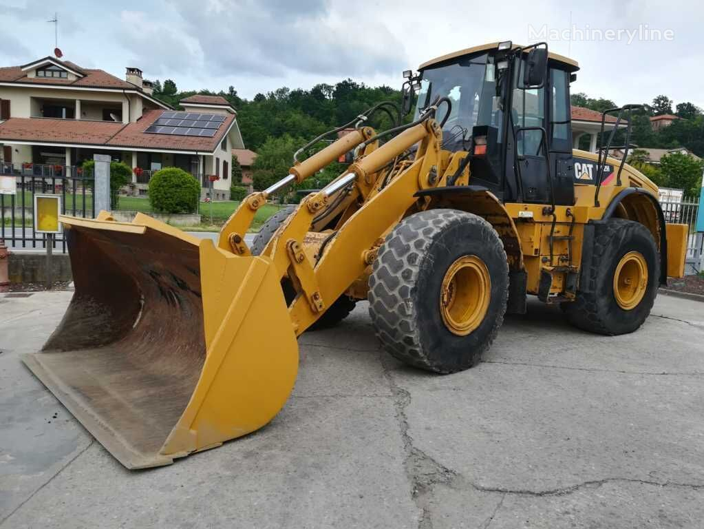 CATERPILLAR IT62H wheel loader