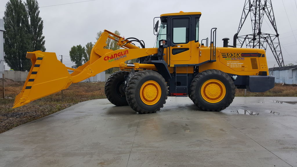 new CHANGLIN 936X wheel loader