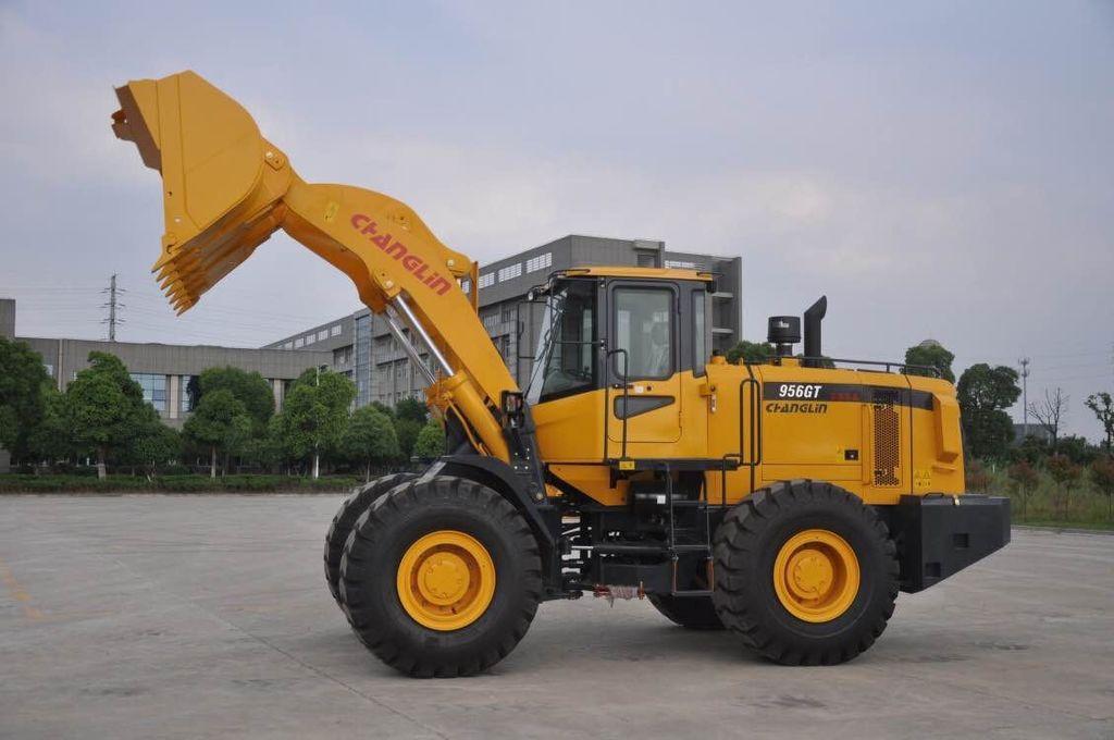 new CHANGLIN 956GT wheel loader