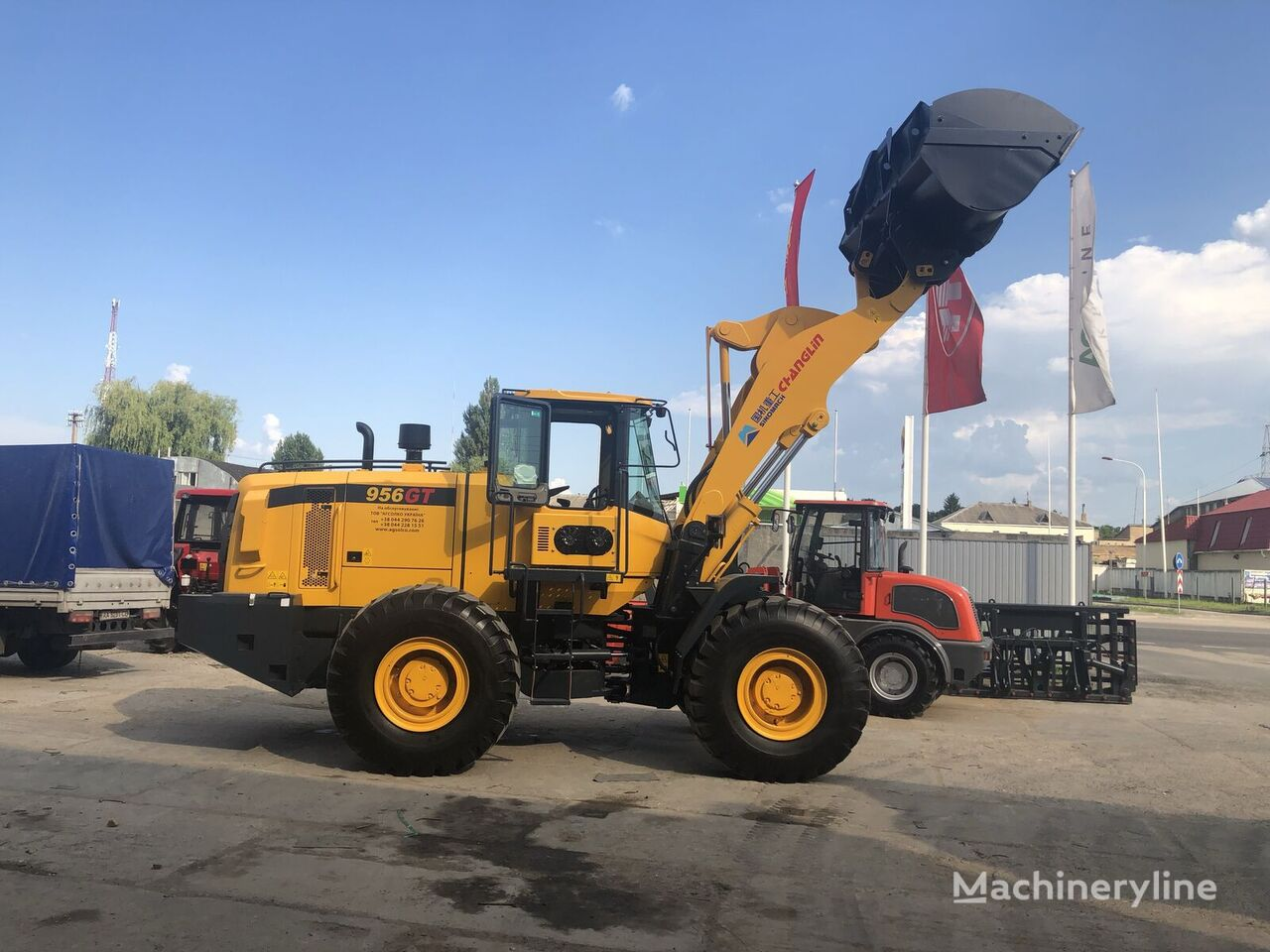new CHANGLIN 956GT (L) wheel loader