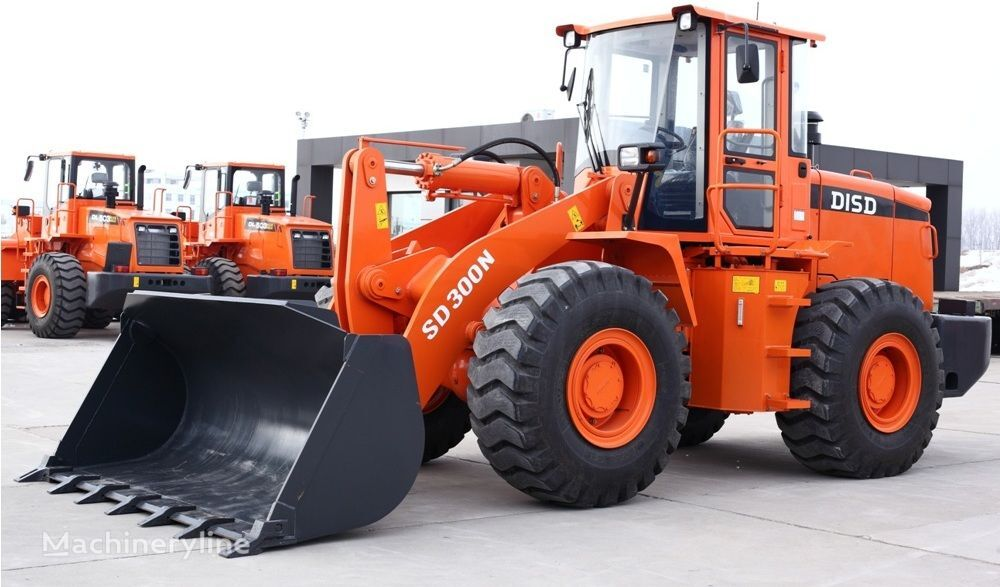 new DOOSAN DISD SD 300N (V NALIChII) wheel loader