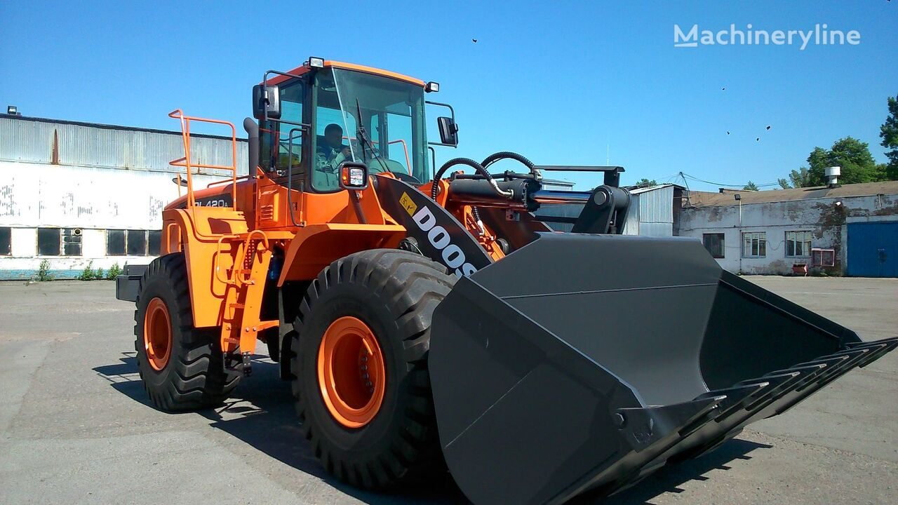 new DOOSAN DL 420A (V NALIChII) wheel loader