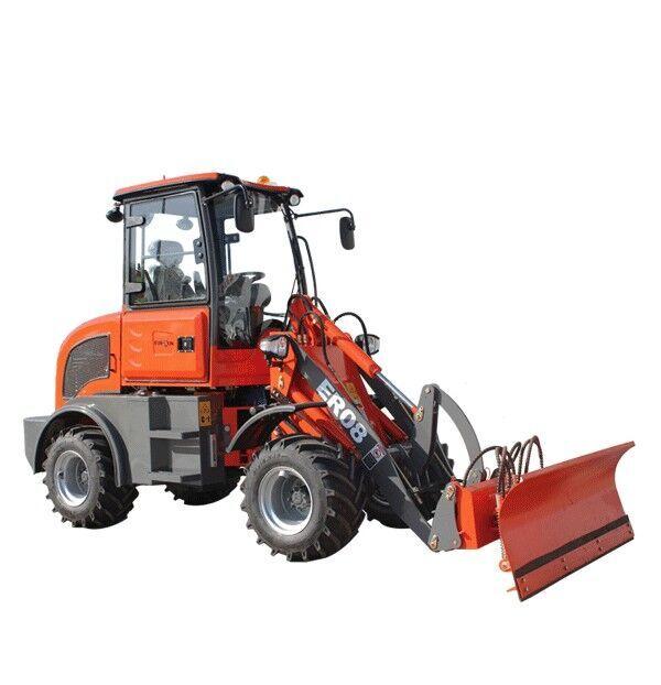 new EVERUN ER08 wheel loader