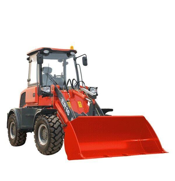 new EVERUN ER16 wheel loader