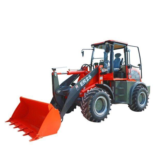 new EVERUN ER25 wheel loader
