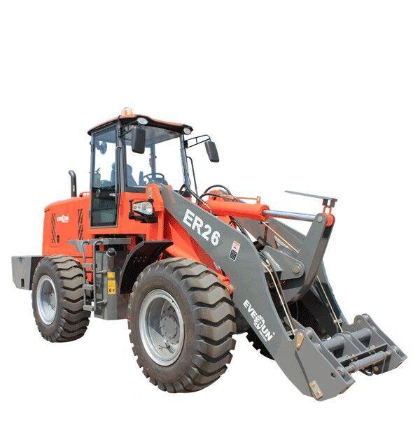 new EVERUN ER26 wheel loader