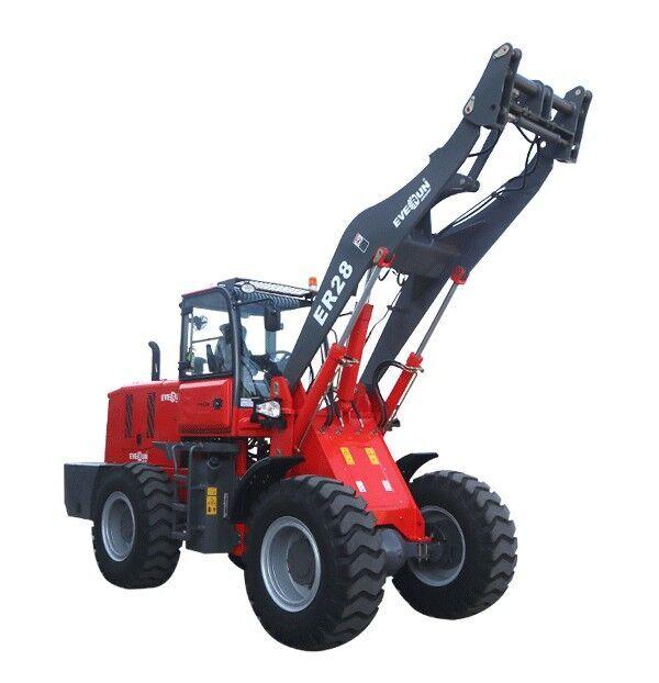 new EVERUN ER28 wheel loader