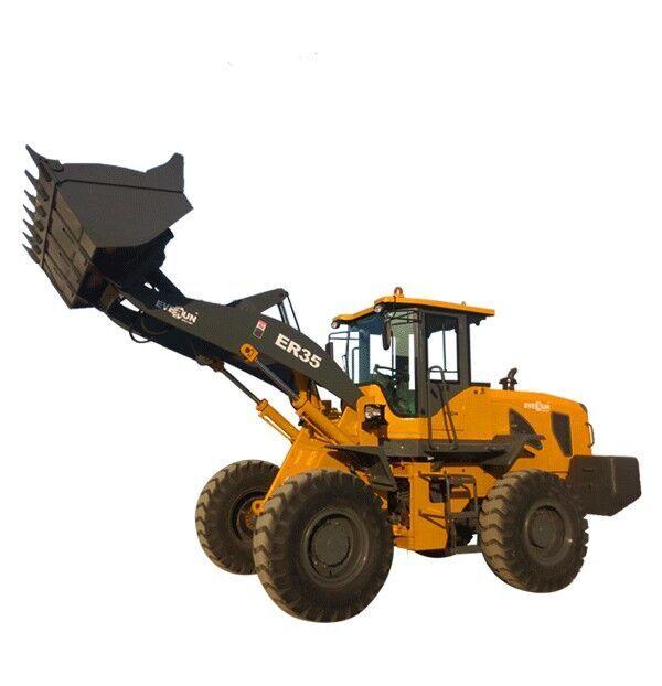 new EVERUN ER35 wheel loader