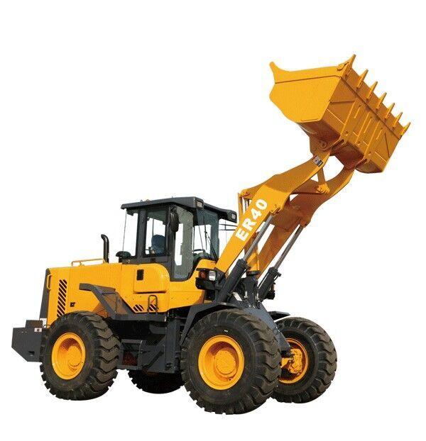 new EVERUN ER40 wheel loader