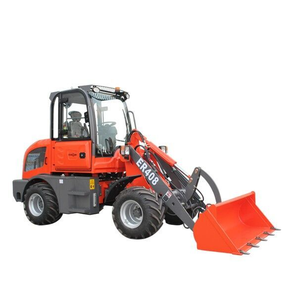 new EVERUN ER408 wheel loader