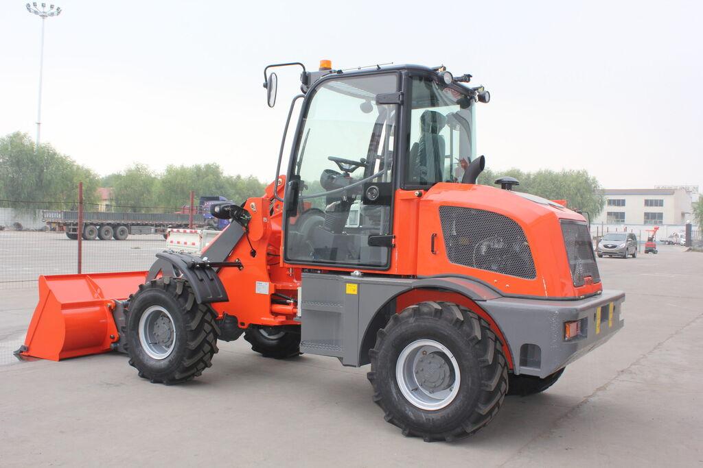 new EVERUN ER420  wheel loader