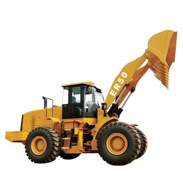 new EVERUN ER50 wheel loader