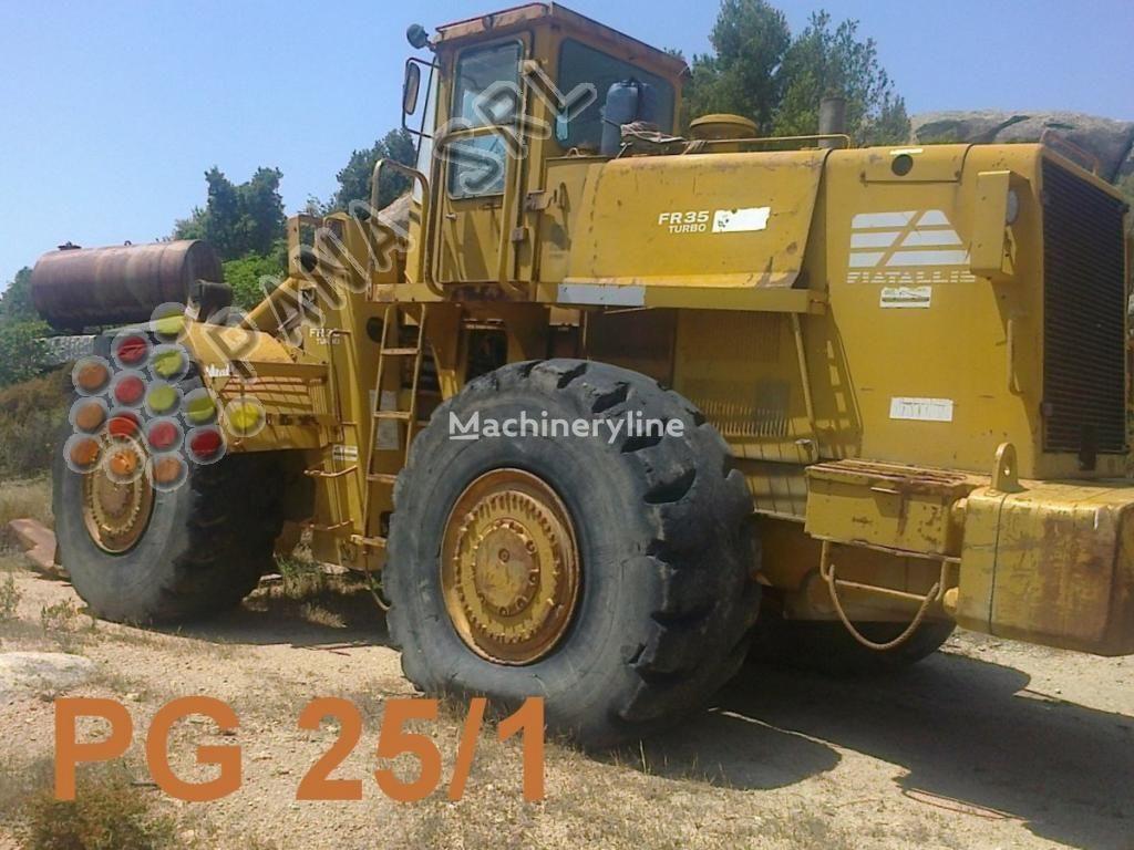 FIAT-ALLIS  FR 35 wheel loader